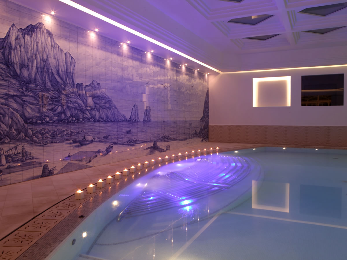 Swimming Pool Technology Tecnoambiente Luxury Pools